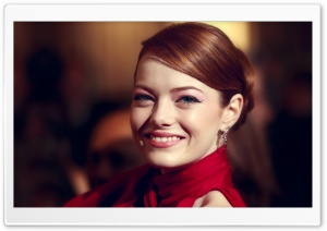 Emma Stone 84th Acad. Award HD Wide Wallpaper for 4K UHD Widescreen desktop & smartphone