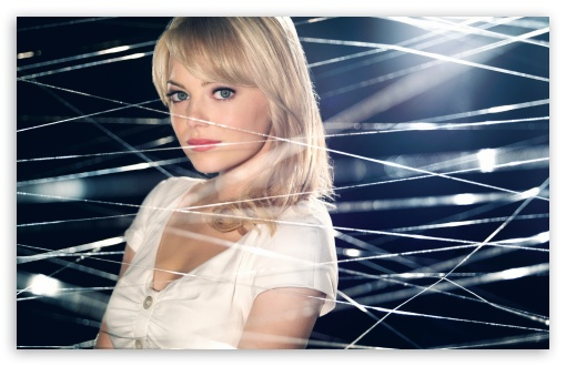Emma Stone As Gwen Stacy HD wallpaper for Standard 4:3 5:4 Fullscreen UXGA XGA SVGA QSXGA SXGA ; Wide 16:10 5:3 Widescreen WHXGA WQXGA WUXGA WXGA WGA ; HD 16:9 High Definition WQHD QWXGA 1080p 900p 720p QHD nHD ; Other 3:2 DVGA HVGA HQVGA devices ( Apple PowerBook G4 iPhone 4 3G 3GS iPod Touch ) ; Mobile VGA WVGA iPhone iPad PSP Phone - VGA QVGA Smartphone ( PocketPC GPS iPod Zune BlackBerry HTC Samsung LG Nokia Eten Asus ) WVGA WQVGA Smartphone ( HTC Samsung Sony Ericsson LG Vertu MIO ) HVGA Smartphone ( Apple iPhone iPod BlackBerry HTC Samsung Nokia ) Sony PSP Zune HD Zen ; Tablet 2 Android ; Dual 4:3 5:4 16:10 5:3 16:9 UXGA XGA SVGA QSXGA SXGA WHXGA WQXGA WUXGA WXGA WGA WQHD QWXGA 1080p 900p 720p QHD nHD ;