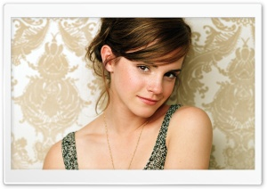 Emma Watson 17 HD Wide Wallpaper for Widescreen