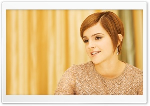 Emma Watson (2011) HD Wide Wallpaper for 4K UHD Widescreen desktop & smartphone