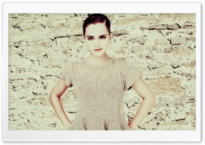 Emma Watson 2013 HD Wide Wallpaper for 4K UHD Widescreen desktop & smartphone