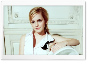 Emma Watson HD Wide Wallpaper for Widescreen