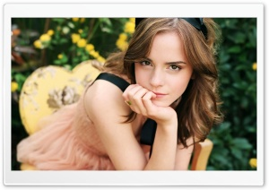 Emma Watson 45 HD Wide Wallpaper for Widescreen