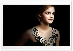 Emma Watson HD Wide Wallpaper for 4K UHD Widescreen desktop & smartphone