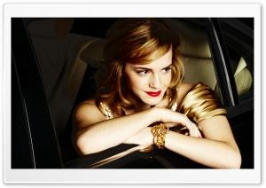 Emma Watson Harry Potter Premiere HD Wide Wallpaper for Widescreen