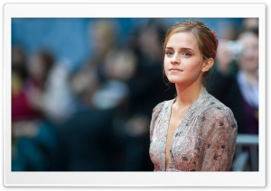 Emma Watson Harry Potter Premiere HD Wide Wallpaper for Widescreen