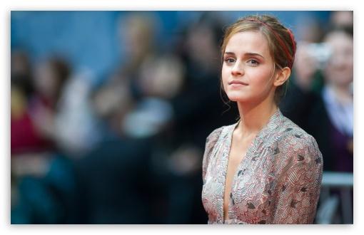 Download Emma Watson Harry Potter Premiere HD Wallpaper