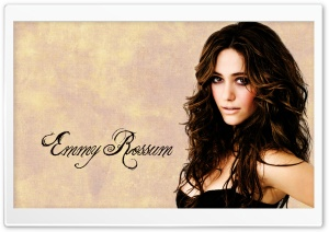 Emmy Rossum HD Wide Wallpaper for Widescreen