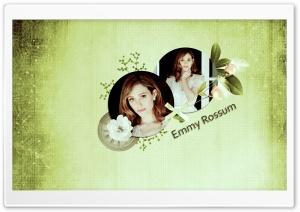 Emmy Rossum HD Wide Wallpaper for Widescreen