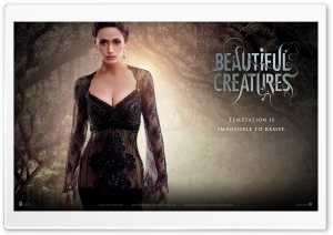 Emmy Rossum as Ridley in Beautiful Creatures HD Wide Wallpaper for Widescreen