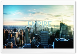 Empire State HD Wide Wallpaper for 4K UHD Widescreen desktop & smartphone