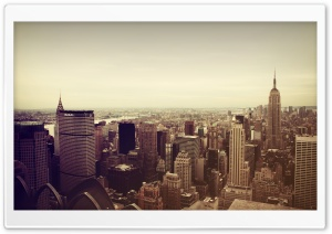 Empire State Building HD Wide Wallpaper for Widescreen