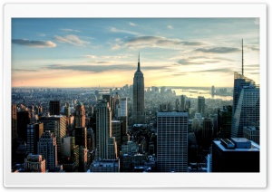Empire State Building Ultra HD Wallpaper for 4K UHD Widescreen desktop, tablet & smartphone