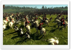 Empire Total War Battlefield HD Wide Wallpaper for Widescreen