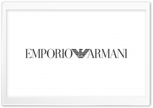 Emporio Armani HD Wide Wallpaper for Widescreen