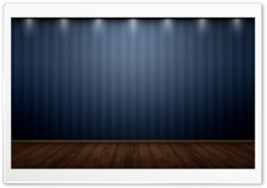 Empty Room HD Wide Wallpaper for Widescreen