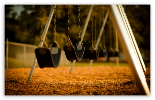 Empty Swings HD wallpaper for Wide 16:10 5:3 Widescreen WHXGA WQXGA WUXGA WXGA WGA ; HD 16:9 High Definition WQHD QWXGA 1080p 900p 720p QHD nHD ; Standard 4:3 5:4 3:2 Fullscreen UXGA XGA SVGA QSXGA SXGA DVGA HVGA HQVGA devices ( Apple PowerBook G4 iPhone 4 3G 3GS iPod Touch ) ; Tablet 1:1 ; iPad 1/2/Mini ; Mobile 4:3 5:3 3:2 16:9 5:4 - UXGA XGA SVGA WGA DVGA HVGA HQVGA devices ( Apple PowerBook G4 iPhone 4 3G 3GS iPod Touch ) WQHD QWXGA 1080p 900p 720p QHD nHD QSXGA SXGA ;