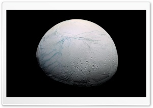 Enceladus HD Wide Wallpaper for Widescreen