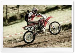 Enduro Competition HD Wide Wallpaper for Widescreen