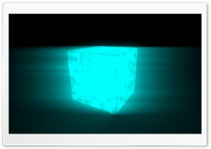 EnergyCube HD Wide Wallpaper for Widescreen