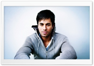 Enrique Iglesias HD Wide Wallpaper for Widescreen