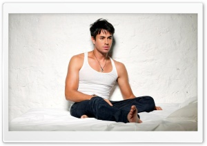 Enrique Iglesias 1 HD Wide Wallpaper for Widescreen