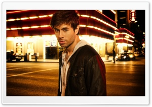 Enrique Iglesias 2012 HD Wide Wallpaper for Widescreen