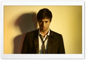 Enrique Iglesias FULL HD Photoshoot HD Wide Wallpaper for Widescreen