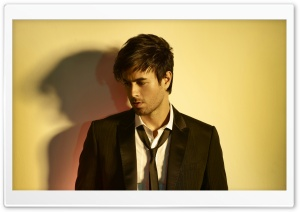 Enrique Iglesias FULL HD Photoshoot 1 HD Wide Wallpaper for Widescreen