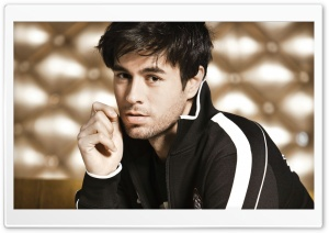Enrique Iglesias Photo Shoot HD Wide Wallpaper for Widescreen