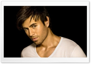 Enrique Iglesias Shot 2 HD Wide Wallpaper for Widescreen