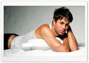 Enrique Iglesias Shot 4 HD Wide Wallpaper for 4K UHD Widescreen desktop & smartphone