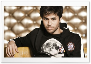 Enrique Iglesias Shot 5 HD Wide Wallpaper for Widescreen