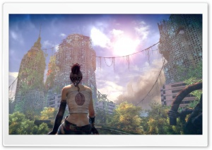 Enslaved Odyssey To The West HD Wide Wallpaper for Widescreen