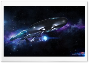 Enterprise 1701 HD Wide Wallpaper for Widescreen