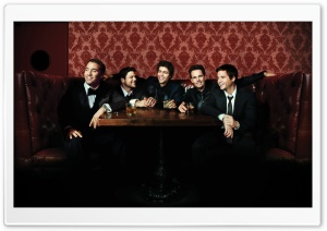 Entourage HD Wide Wallpaper for Widescreen