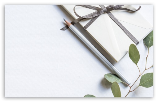 Envelopes, Pencil, Green Leaves ❤ 4K UHD Wallpaper for Wide 16:10 5:3 Widescreen WHXGA WQXGA WUXGA WXGA WGA ; 4K UHD 16:9 Ultra High Definition 2160p 1440p 1080p 900p 720p ; Standard 4:3 5:4 3:2 Fullscreen UXGA XGA SVGA QSXGA SXGA DVGA HVGA HQVGA ( Apple PowerBook G4 iPhone 4 3G 3GS iPod Touch ) ; Tablet 1:1 ; iPad 1/2/Mini ; Mobile 4:3 5:3 3:2 16:9 5:4 - UXGA XGA SVGA WGA DVGA HVGA HQVGA ( Apple PowerBook G4 iPhone 4 3G 3GS iPod Touch ) 2160p 1440p 1080p 900p 720p QSXGA SXGA ;