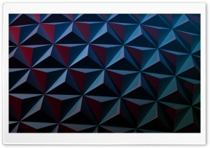 Epcot, Florida, USA HD Wide Wallpaper for Widescreen