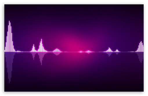 Music Equalizer Wallpaper: Equalizer 4K HD Desktop Wallpaper For 4K Ultra HD TV