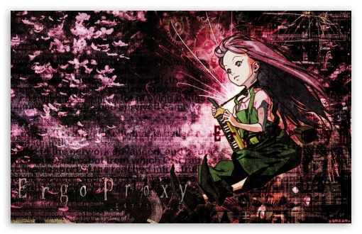 Ergo Proxy Animal HD wallpaper for Wide 16:10 5:3 Widescreen WHXGA WQXGA WUXGA WXGA WGA ; HD 16:9 High Definition WQHD QWXGA 1080p 900p 720p QHD nHD ; Mobile 5:3 16:9 - WGA WQHD QWXGA 1080p 900p 720p QHD nHD ;