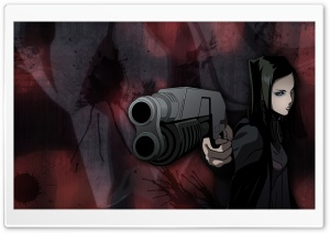 Ergo Proxy Re l Mayer I HD Wide Wallpaper for Widescreen