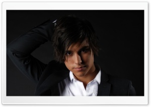 Eric Saade HD Wide Wallpaper for Widescreen