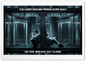 Escape Plan 2013 Ultra HD Wallpaper for 4K UHD Widescreen desktop, tablet & smartphone