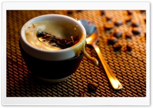 Espresso HD Wide Wallpaper for Widescreen