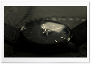 Eterna Watch HD Wide Wallpaper for Widescreen