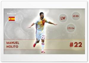 Euro 2016 -  Manuel Nolito HD Wide Wallpaper for Widescreen