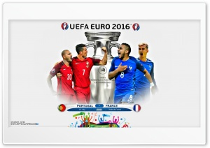 EURO 2016 FINAL HD Wide Wallpaper for 4K UHD Widescreen desktop & smartphone