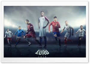 EURO 2016 Players HD Wide Wallpaper for Widescreen
