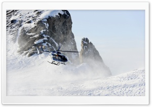 Eurocopter EC145 HD Wide Wallpaper for Widescreen