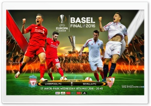 EUROPA LEAGUE FINAL 2016 HD Wide Wallpaper for Widescreen